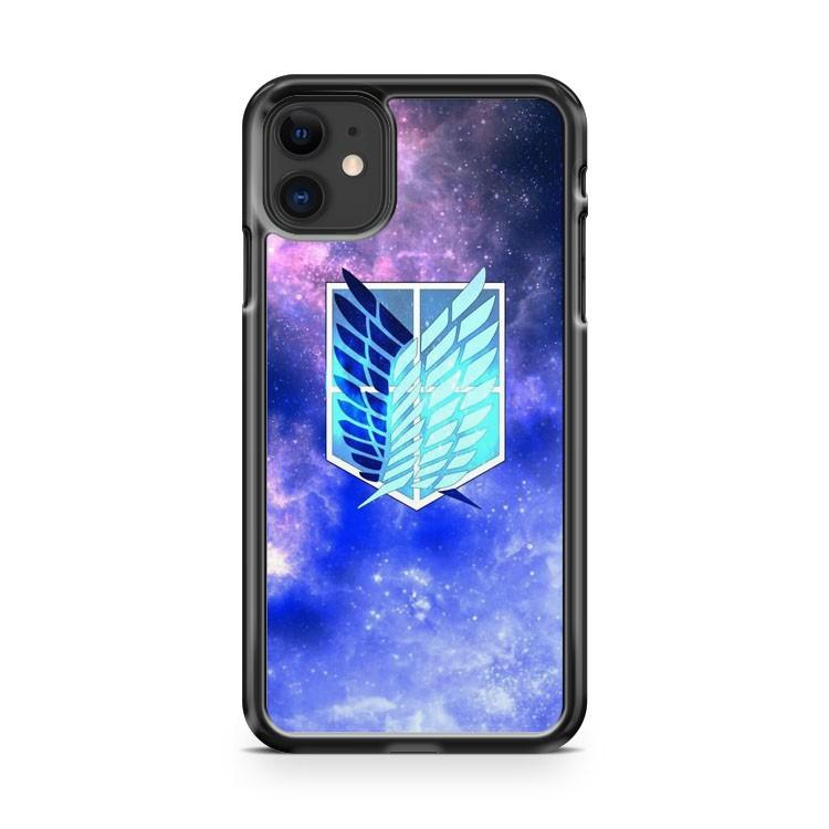 Wings of Freedom Galaxy iphone 5/6/7/8/X/XS/XR/11 pro case cover
