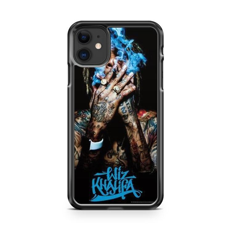 Wiz Khalifa 1 iphone 5/6/7/8/X/XS/XR/11 pro case cover