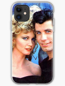 -MOVIES- Grease Car Logo iphone 11 case