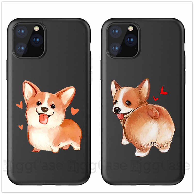 Summer Corgi iPhone 11 case