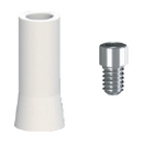 Plastic Sleeve for Connection Abutment for Multi Unit Includes MUL-SCS