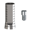 Titanium Sleeve for Connection Abutment for Multi Unit Includes MUL-SCS