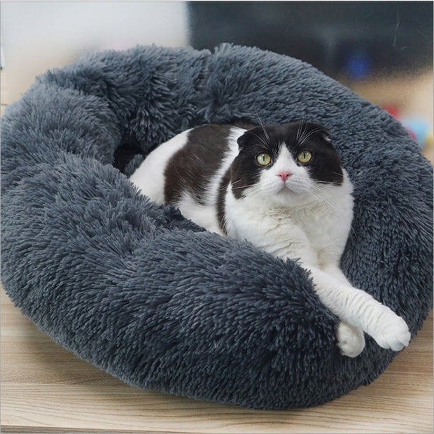 Dog bed warm cat kennel