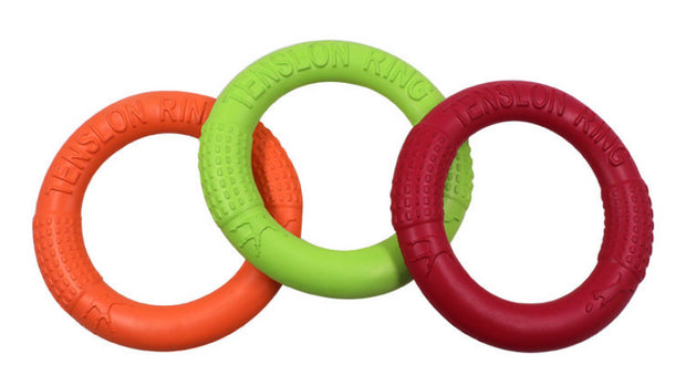 Dog Flying Discs Pet Training Ring