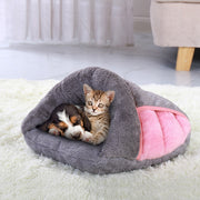 Super Soft Dog Bed House