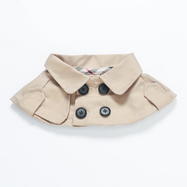 Designer Trench For Dogs S-XL