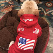 Designer Winter Hoodie For Dogs S-XXL