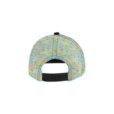 Ballon Pattern Print Design 01 Snapback Hat