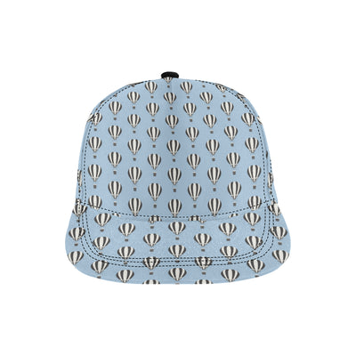 Ballon Pattern Print Design 05 Snapback Hat