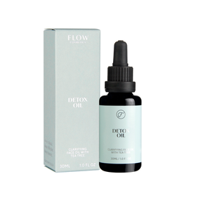 FLOW COSMETICS Detox Oil (Oily & Combination Skin)