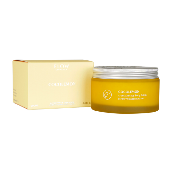 FLOW COSMETICS CocoLemon Body Polish