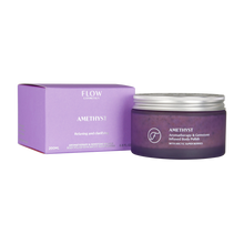 Load image into Gallery viewer, FLOW COSMETICS Amethyst Body Polish