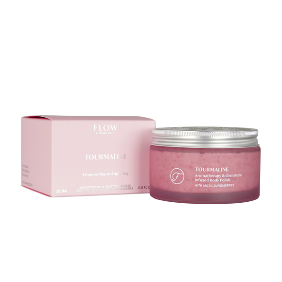 FLOW COSMETICS Tourmaline Body Polish