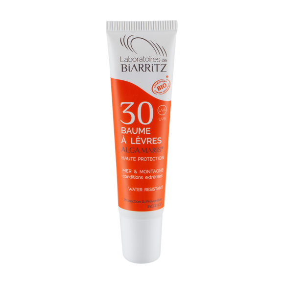 ALGA MARIS Protective Lip Balm SPF30 Water and Altitude