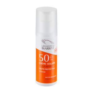 ALGA MARIS Certified Organic SPF50 Face Sunscreen