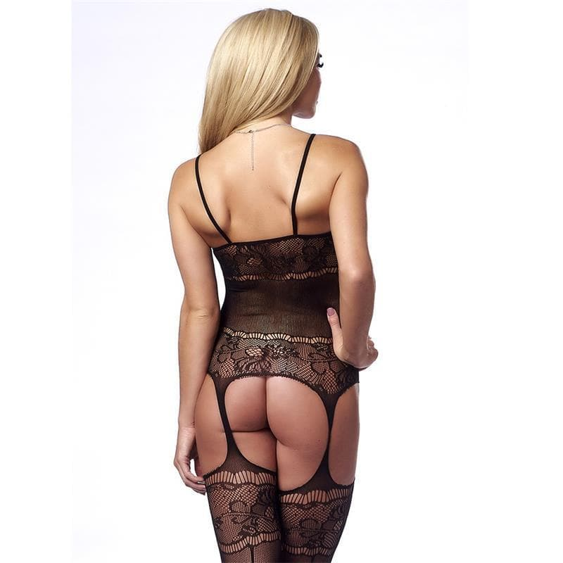 Amorable N° 1504 Open Bodystocking Catsuit - Sex Toys SexyGioie