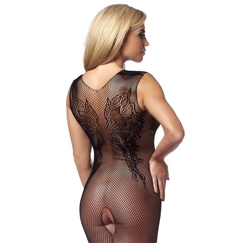 Amorable N° 1505 Open Crotch Bodystocking Catsuit - Sex Toys SexyGioie