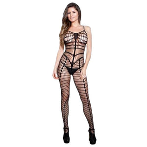 Bodystocking Ragnatela Be Wicked - Sexy Gioie