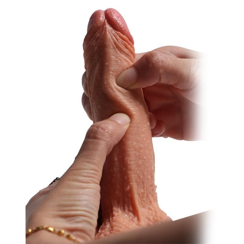 Dildo Fallo in Silicone Dual Layer 19 cm - Sex Toys SexyGioie