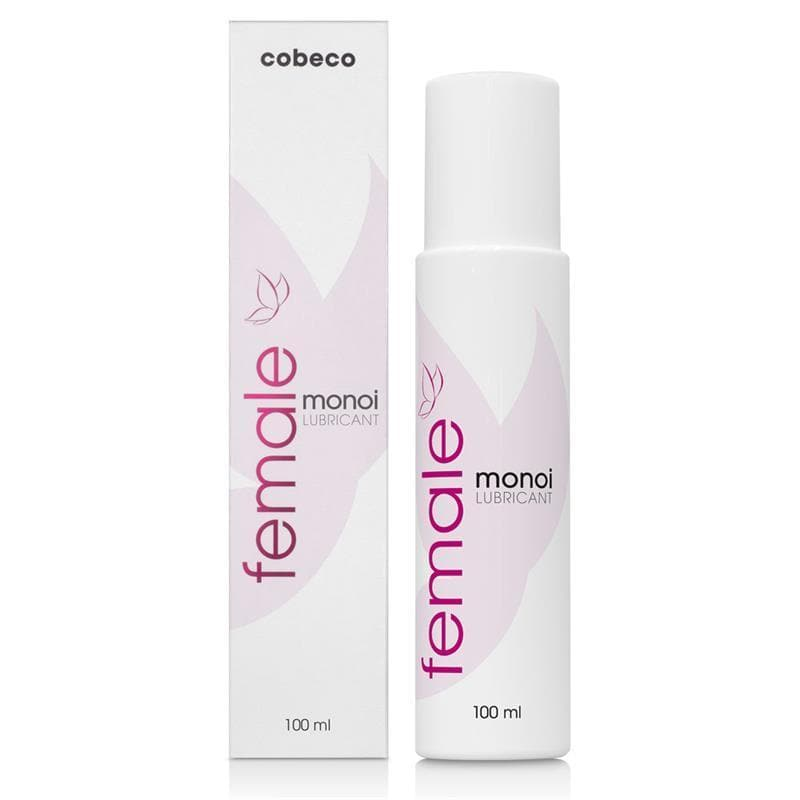 Lubrificante a Base d'Acqua 'Female Monoi' 100 ml - Sexy Gioie