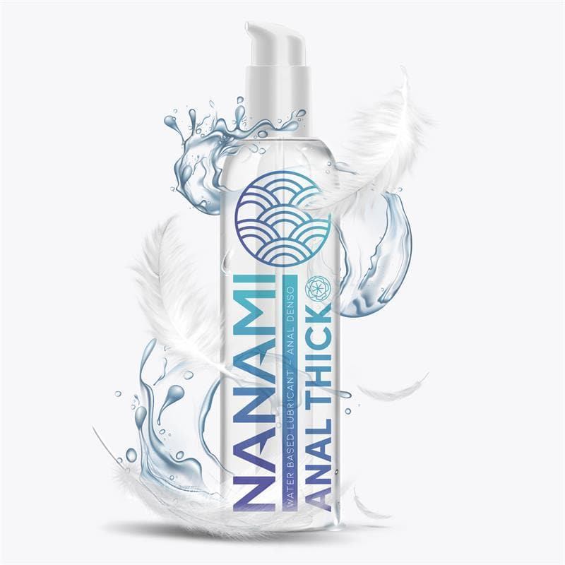 Lubrificante Anale a Base d'Acqua Ultra-Denso Nanami 150 ml - Sexy Gioie