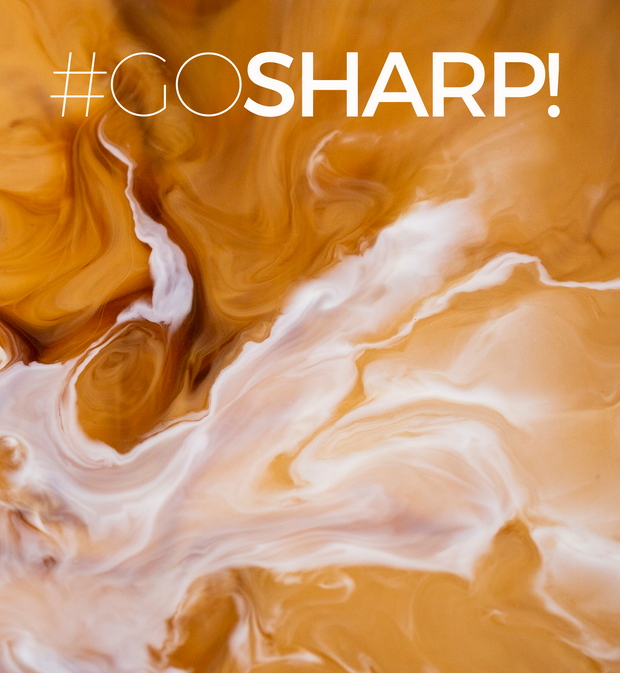 Go Sharp – organic instant coffee with Lion's Mane and Chanterelle-Boost learning and focus-Mushroom Cups