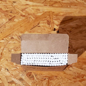 bamboo cotton buds open box