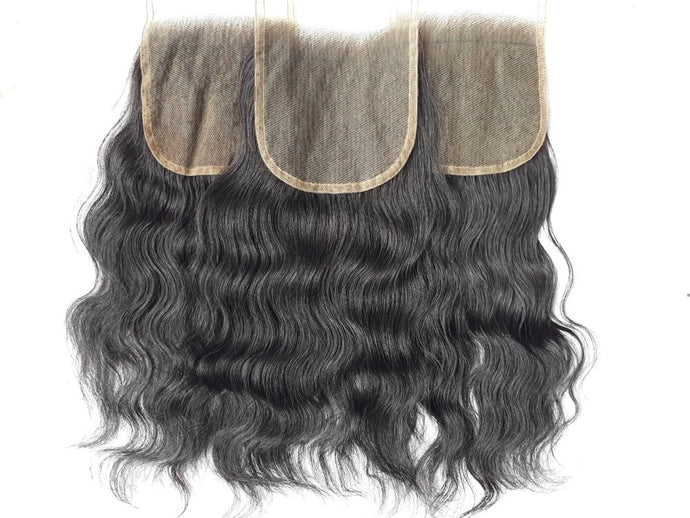 Indian Wavy Closure