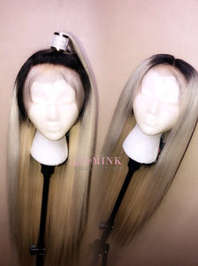 Dark Root Blonde Unit