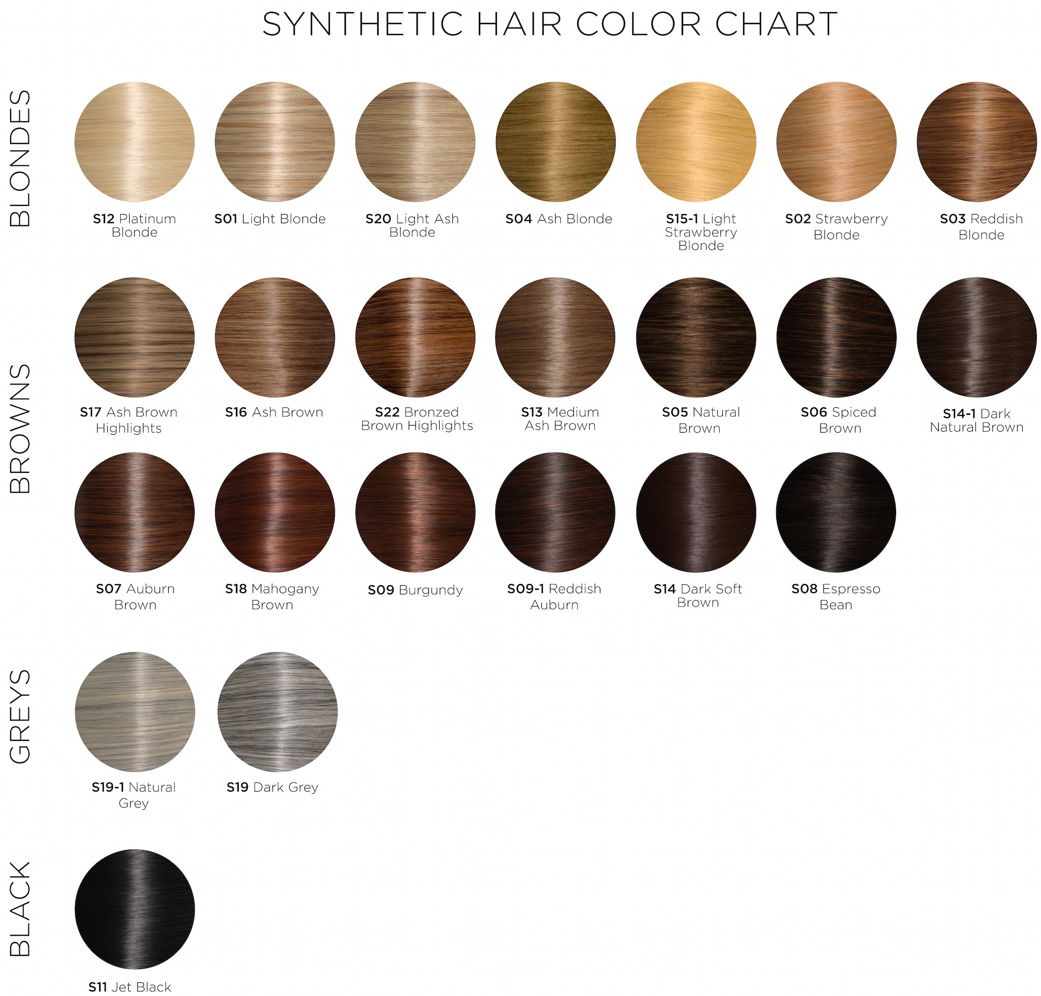 Soho hair extension color chart soho style soho hair extension color chart geenschuldenfo Image collections