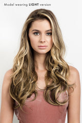 Allison Light- 16'' Clip-in Futura Hair Extension