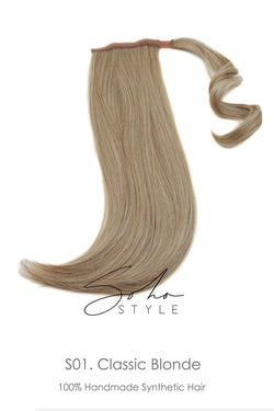 Long Christy - 25'' Futura Wrap-Around Ponytail Extension Hair Extension Sale