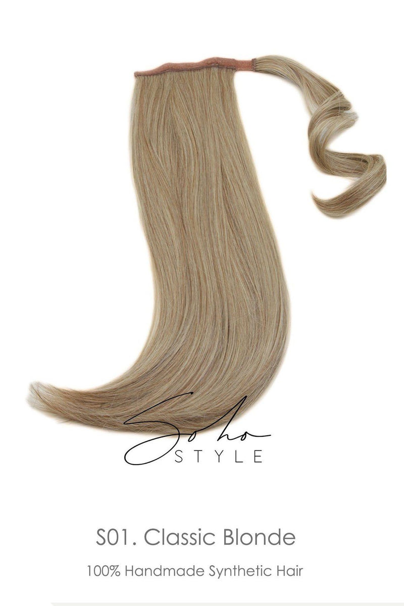 "Christy - 18"" Futura Wrap-Around Ponytail Extension Hair Extension Sale"