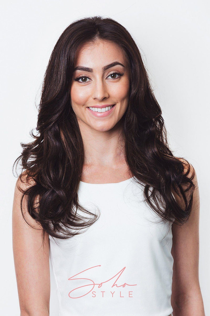 "Laura - 19"" Hollywood Waves Hair Extension Hair Extension Sale"