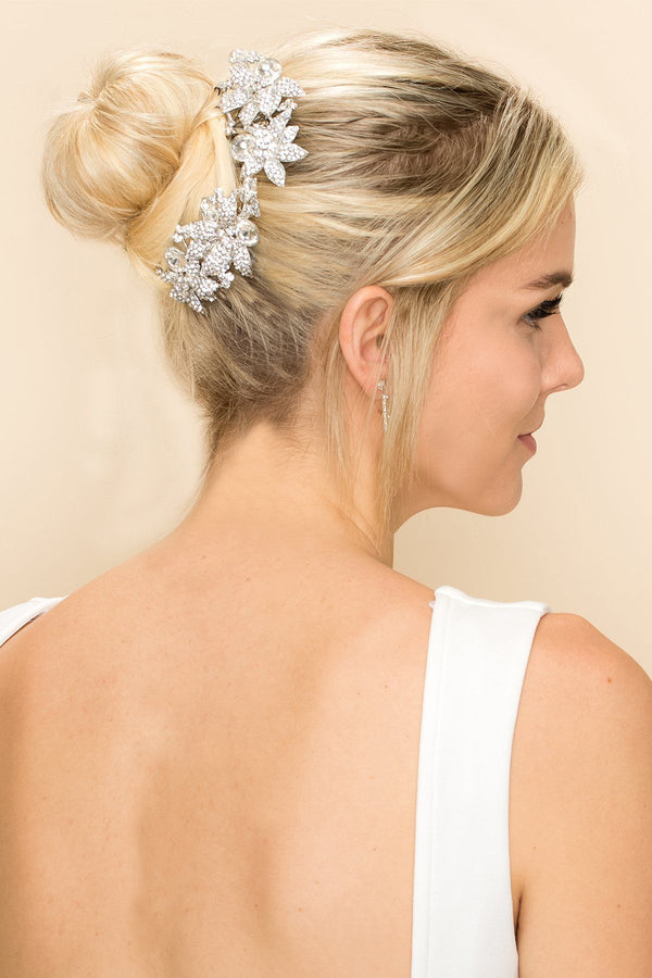 CLEO CRYSTAL HAIR COMB Wedding Sale