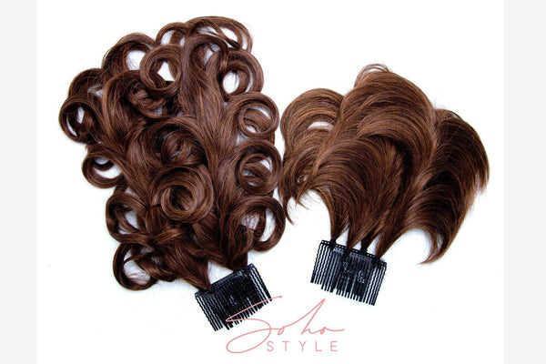 TIFFANY/RENA SET ($140 Value) Hair Extension Soho Style