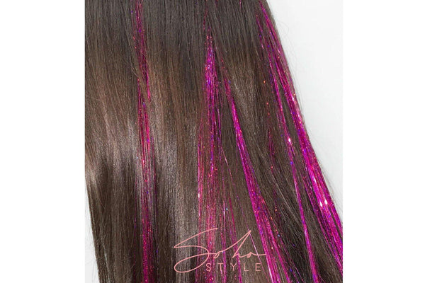 Tinsel Hair Extensions Set Hair Extension Soho Style