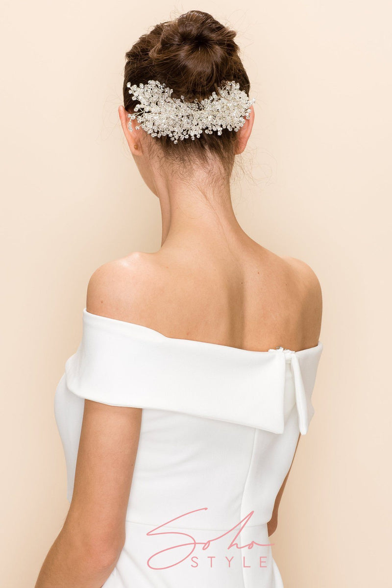 HONEY WRAP HAIR COMB Wedding Sale
