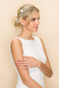 MARS HAIR CROWN Wedding Sale
