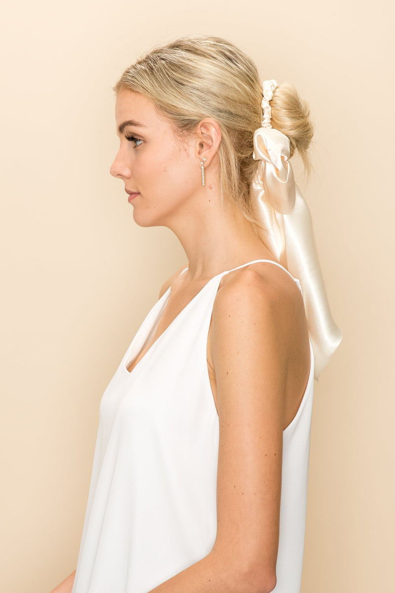 HOLD UP! PONYTAIL HOLDER Wedding Soho Style