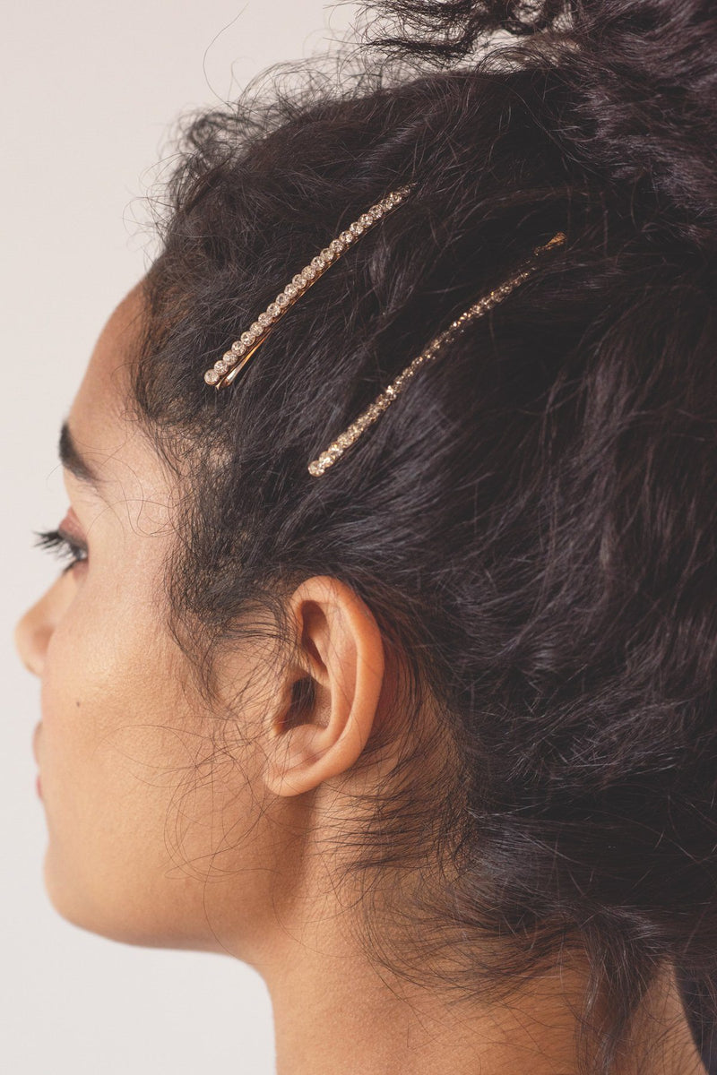 Ombre Crystal Bobby Pin DUO Bobby Pins 2019