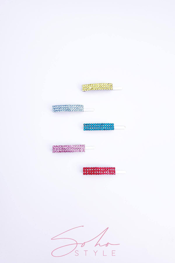 Promenade Magnetic Barrette 5PCS Set Sets Soho Style