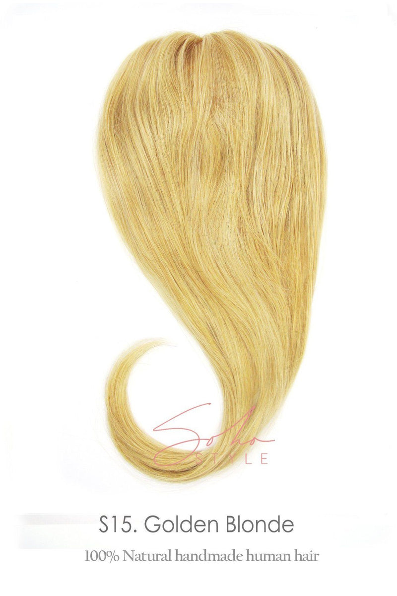 "Godiva - 20"" Luxury Long Volume Topper Remy Human Hair Extension Hair Extension Soho Style"