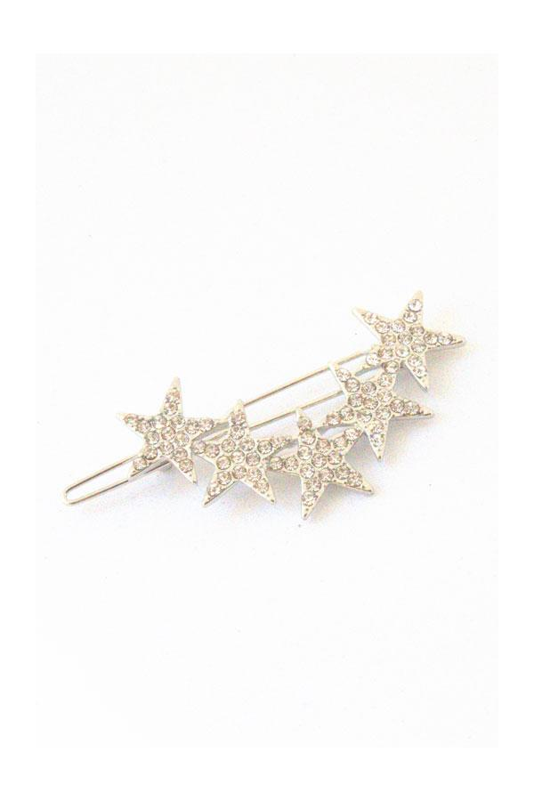 Stardust Crystal Hair 2 PCS Set Barrette 2019