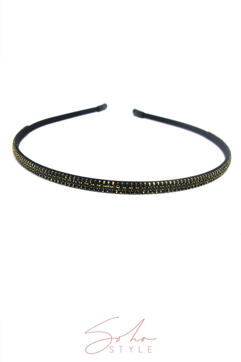 Beaded Gems Headband Headband 2020