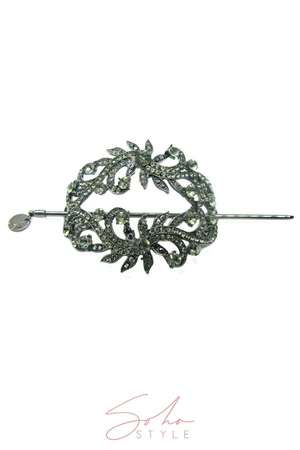 Felicity Crystal Hair Pin Stick 2020