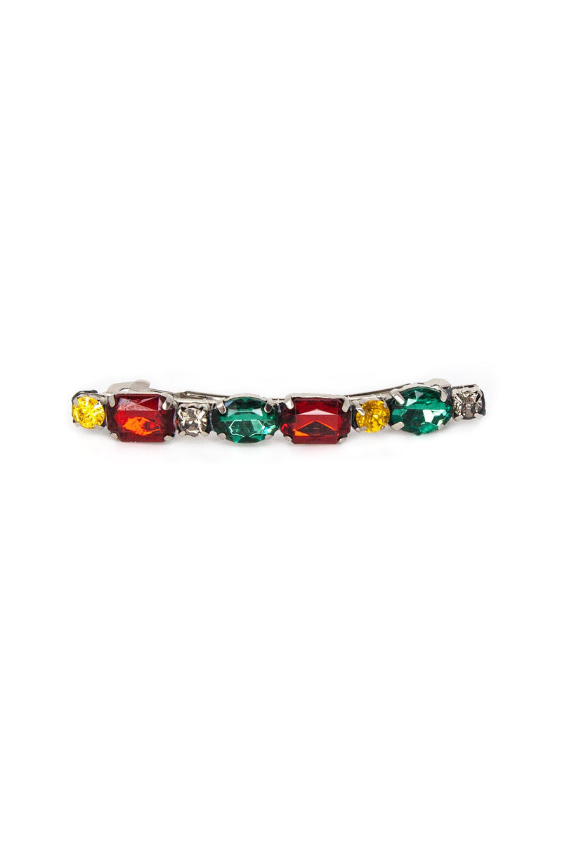 Chromatic Gemstones Barrette Barrette 2019