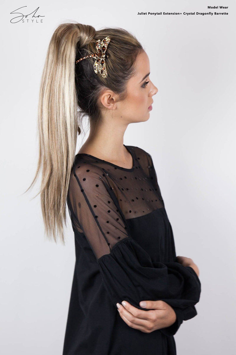 Juliet 18'' Remy Wrap-Around Ponytail Extension Hair Extension Soho Style