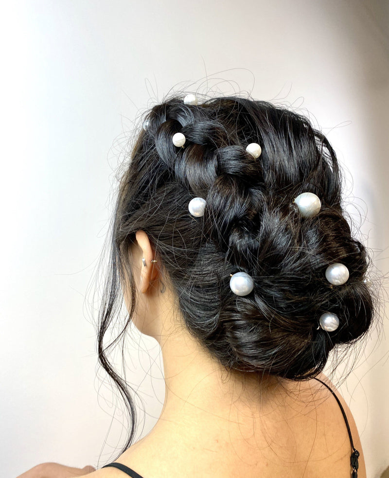Faux Pearl Bobby Pin Set Bobby Pins 2019