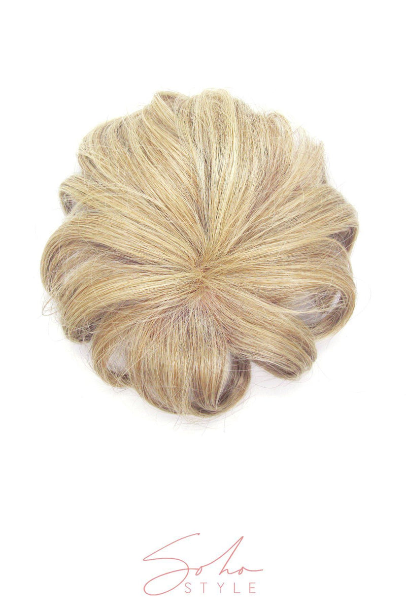 "Alex - 8"" Synthetic Short Hair Top Piece Hair Extension Sale"